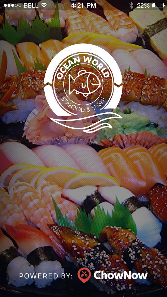 Ocean World Sushi screenshot 1