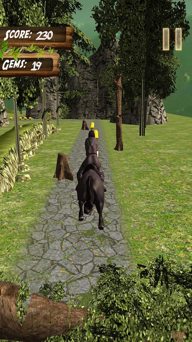 Jumping Horse Adventure - Pro screenshot 2