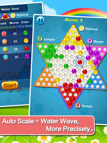 Chinese Checkers HD screenshot 7