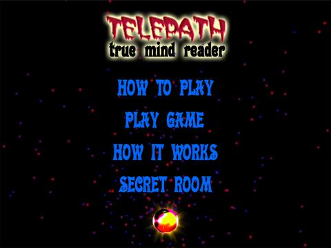 TelePath Game, True Mind Reader screenshot 4