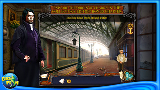 Haunted Train: Spirits of Charon - A Hidden Object Game with Ghosts screenshot 4