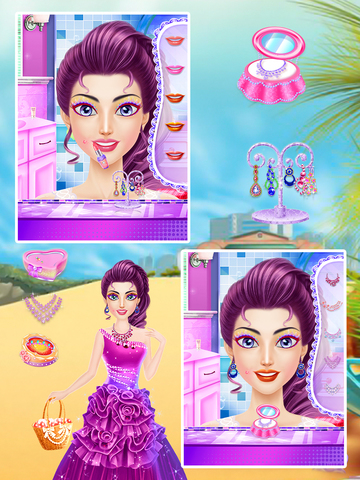Princess Weekend Makeover screenshot 9
