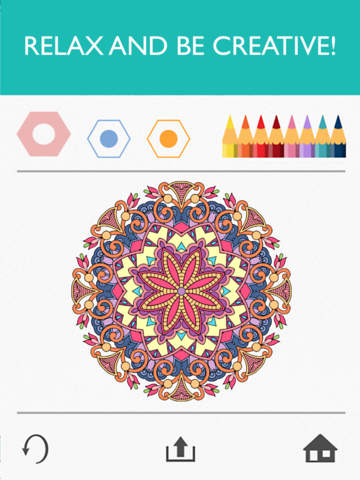Colorfy: Coloring Art Game image #1