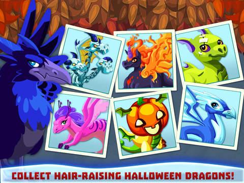 Dragon Story Halloween screenshot 9
