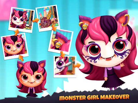Closet Monsters - No Ads screenshot 8