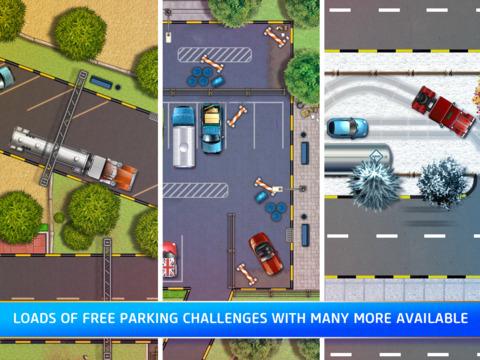 Parking Mania HD Free screenshot 3