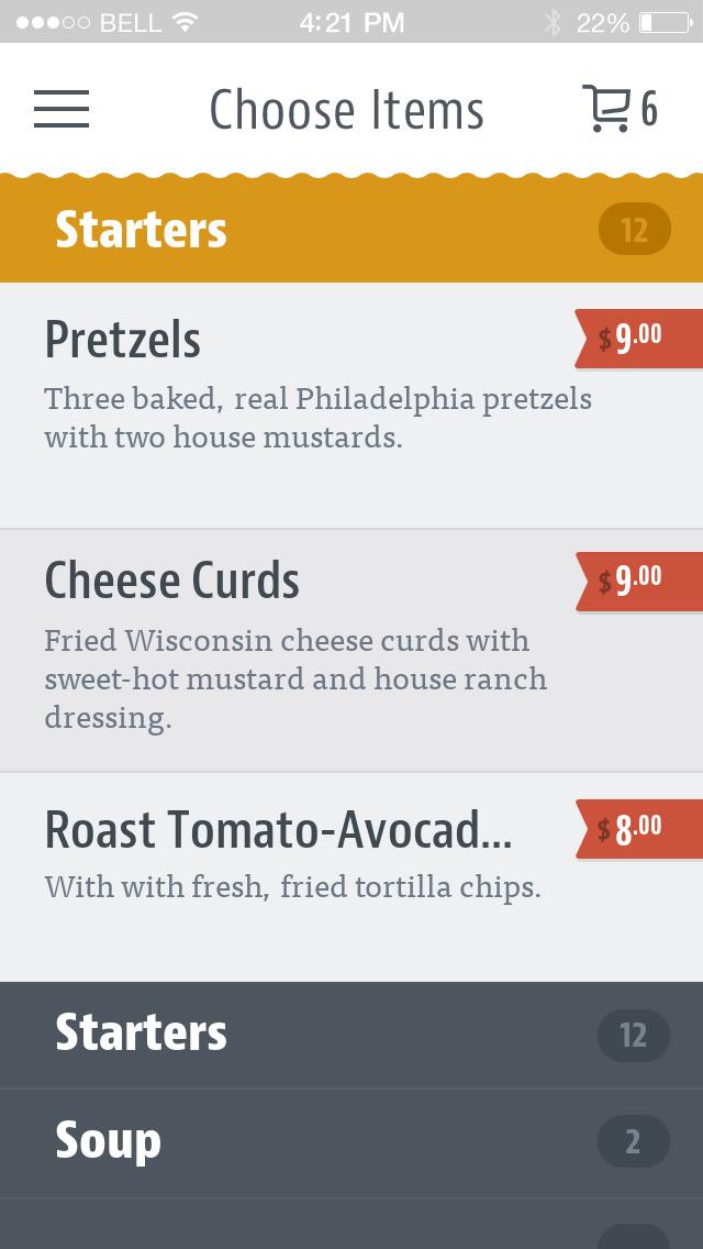 Jerry's Sandwiches screenshot 3