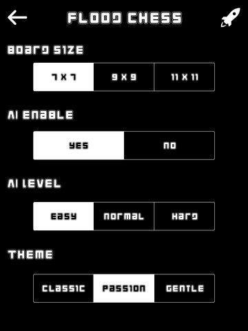 Color Flood Chess screenshot 6