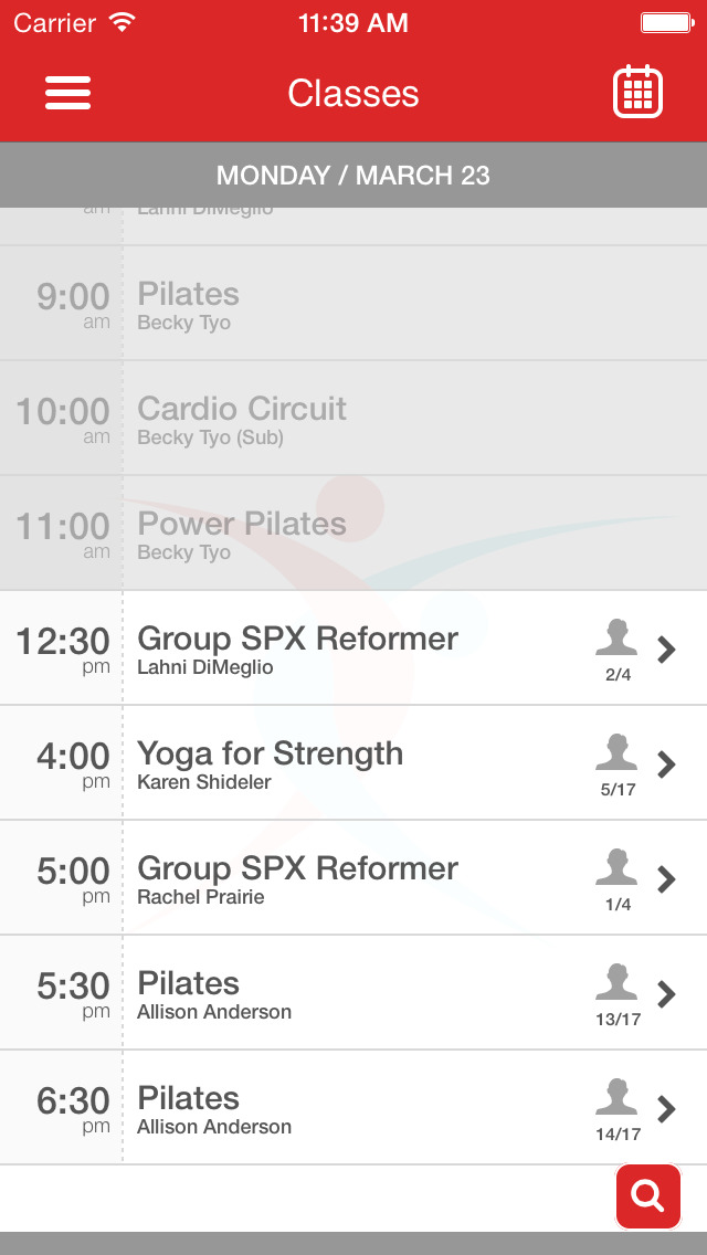 Pilates X screenshot #3