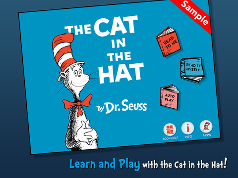 The Cat in the Hat - Dr. Seuss - SAMPLE screenshot 5