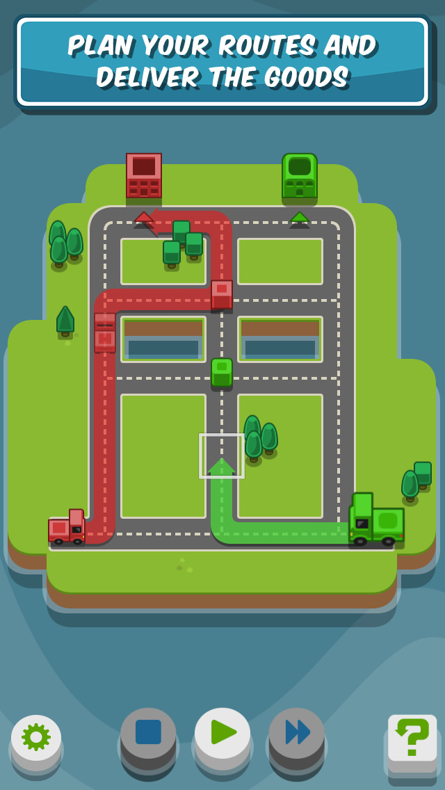 RGB Express - Mini Truck Puzzle screenshot 2