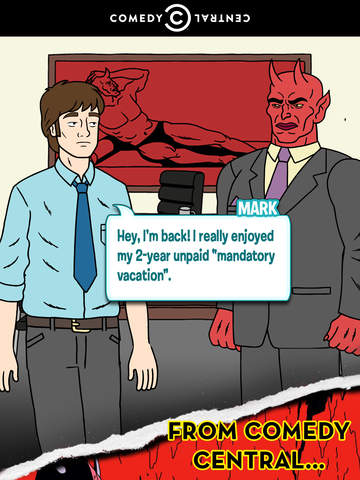 Ugly Americans, a Comedy Central and Episode production screenshot 6