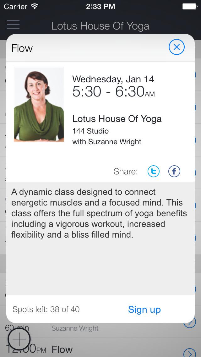 Lotus House of Yoga Omaha screenshot 2