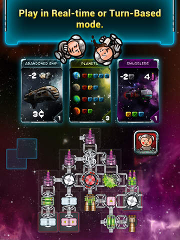 Galaxy Trucker screenshot 3