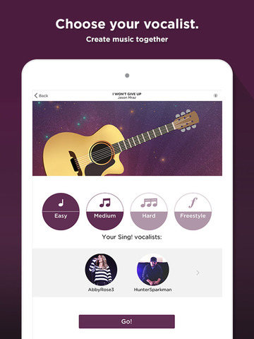 Guitar! by Smule screenshot 8