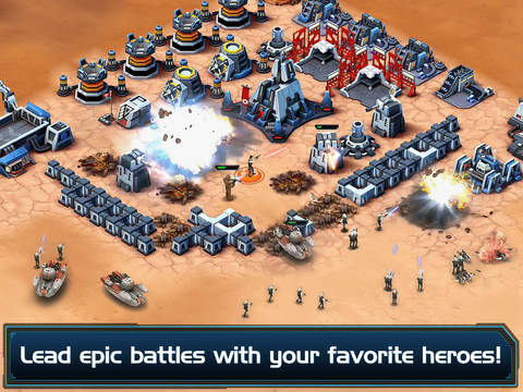 Star Wars™: Commander screenshot 7