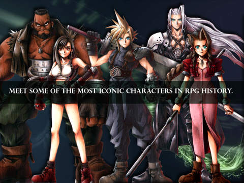 FINAL FANTASY VII screenshot 8