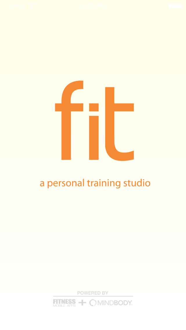 Fit Studio screenshot #1