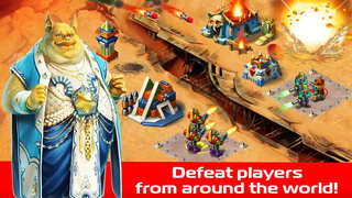The Lord Of Orcs: cool online strategy and tactics with pvp and pve screenshot 3