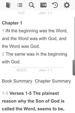 CadreBible - Bible Study App - náhled