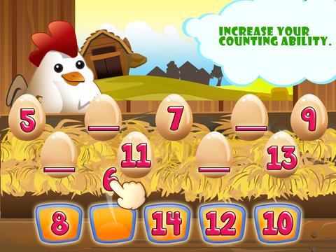 Preschool Numbers - Play & Learn HD Lite screenshot 10