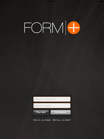 FORM+ screenshot #1