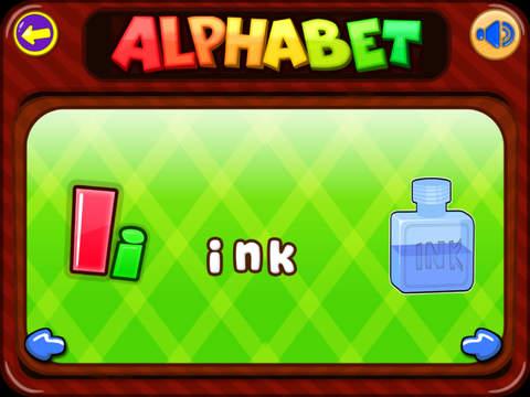 WORDZ CLUB Alphabets screenshot 4