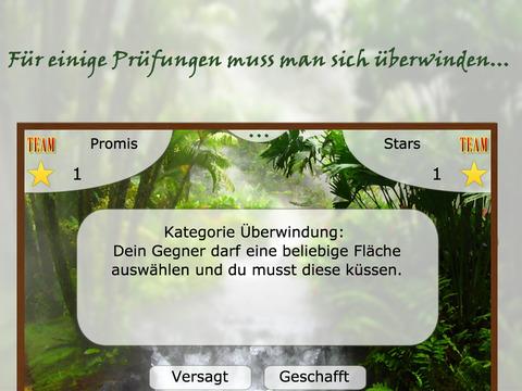 Dschungelcamp Partyspiel 2016 screenshot 9