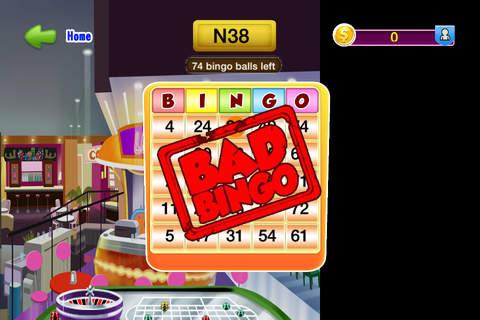 Animal Rush Bingo - náhled