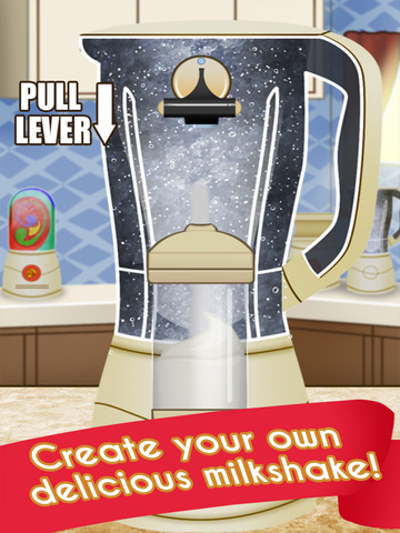 Milkshake Smoothie Maker - Frozen Dessert Food Creation Free screenshot 7