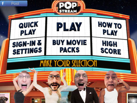Pop Stream screenshot 1
