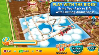 Theme Park™ screenshot #4