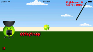 Tennis Ball Mania screenshot 1