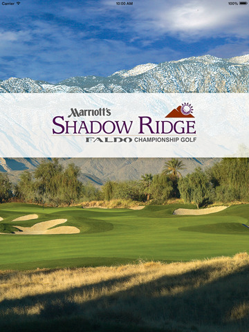 Marriott's Shadow Ridge Golf screenshot 6