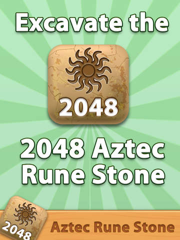 2048 Aztec Rune Stones screenshot 6