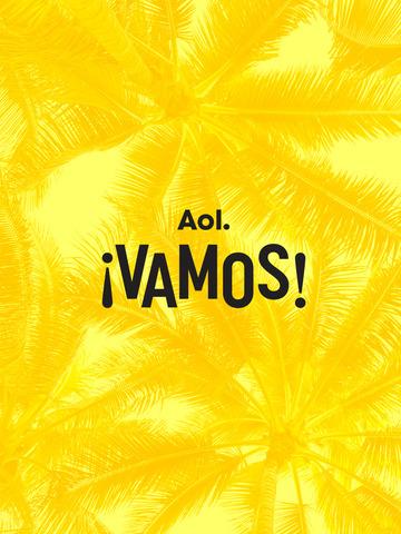 AOL Vamos - náhled