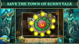 Fear for Sale: Sunnyvale Story - A Dark Hidden Object Detective Game screenshot 3