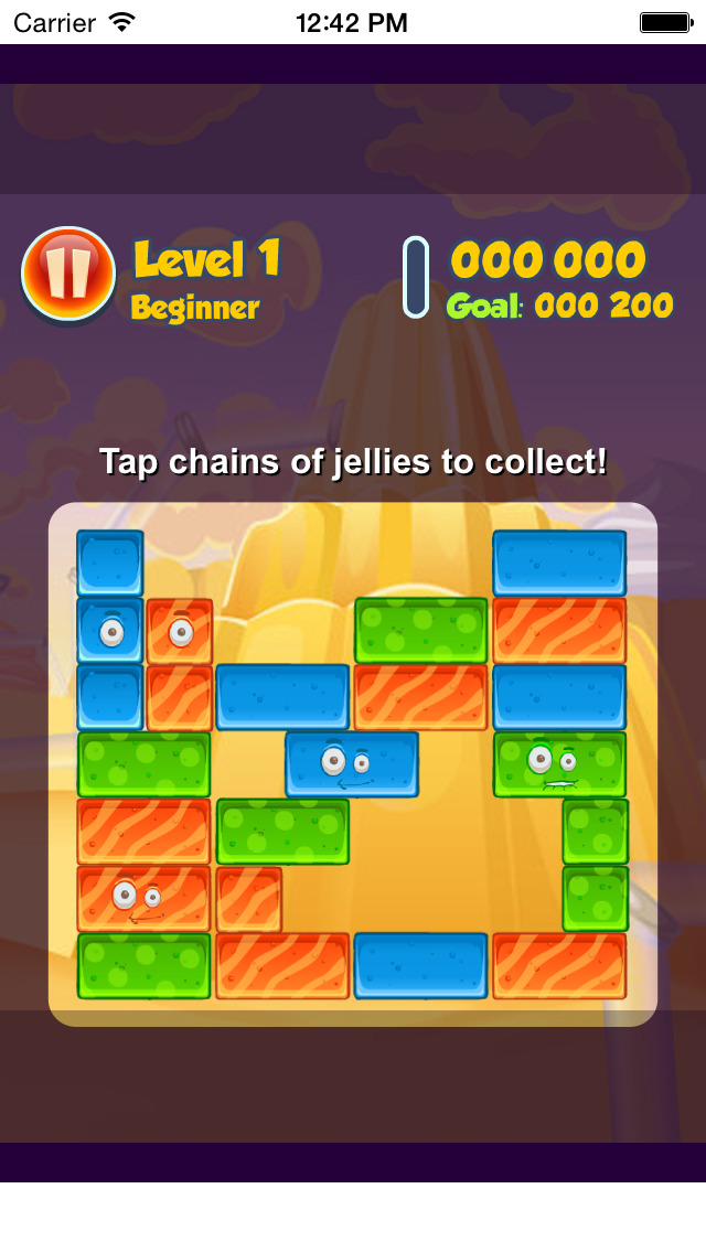 Jelly Collapse Free screenshot 4