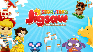 The StoryToys Jigsaw Puzzle Collection screenshot 1