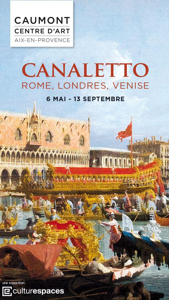 CANALETTO, Rome – Londres – Venise. Le triomphe de la lumière HD screenshot 1