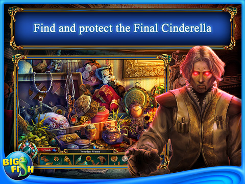 Dark Parables: The Final Cinderella HD - A Hidden Object Game with Hidden Objects screenshot 3