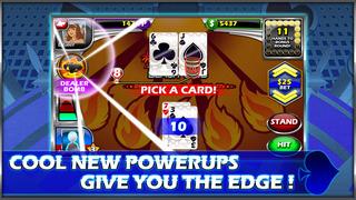 Blackjack : Max Limit  21 Casino screenshot 2
