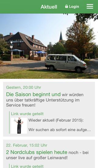 Tepe's Gasthof, Schwarmstedt screenshot 1