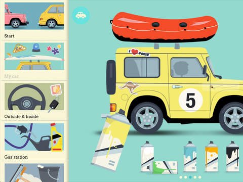 My Car – Mechanics for Kids screenshot 7