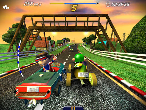 Monkey Racing screenshot 10