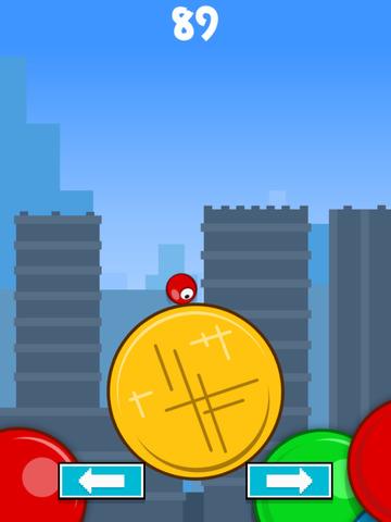 Circle Runner vs Red Ball FREE screenshot 7