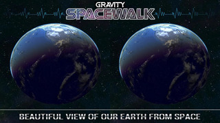 Gravity Space Walk VR screenshot 2