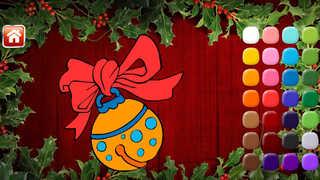 菲菲猫圣诞涂鸦 screenshot 5