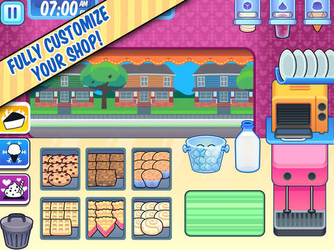My Ice Cream Truck - Make and Sell Sweet Frozen Desserts screenshot #4