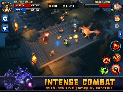Spirit Lords™ screenshot 7